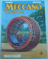 MECCANO Magazine - 1936 - Vol. XIII N°3 - Meccano