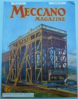 MECCANO Magazine - 1936 - Vol. XIII N°1 - Meccano