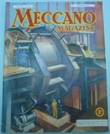 MECCANO Magazine - 1935 - Vol. XII N°10 - Meccano