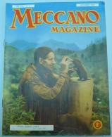 MECCANO Magazine - 1935 - Vol. XII N°9 - Meccano