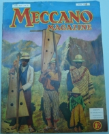 MECCANO Magazine - 1935 - Vol. XII N°6 - Meccano