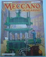 MECCANO Magazine - 1935 - Vol. XII N°5 - Meccano