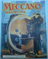 MECCANO Magazine - 1935 - Vol. XII N°3 - Meccano