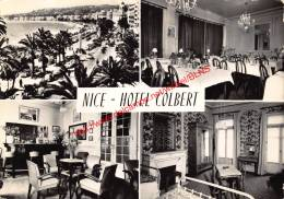 Hôtel Colbert - Rue Lamartine - Nice - Cafés, Hotels, Restaurants