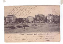 KNOKKE KNOCKE Sur Mer  Avenue Vers La Mer Hotel Prince Baudouin - Knokke
