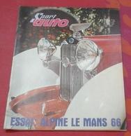 Sport Auto N°56 Septembre 1966 GP Allemagne GP Hollande Delage D8 S Essai Alpine Renault A210-66 - Auto/Moto