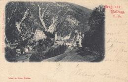 Gruss Aus WALDEGG (NÖ), Gel.1900, Gute Erhaltung - Autres