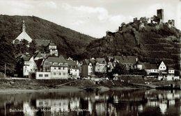 BEILSTEIN AN DER MOSEL MIT BURG METTERNICH - Cochem