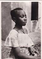 NIGER / NIAMEY / TYPE DE JEUNE FILLE INDIGENE / FONTANON 8 - Niger