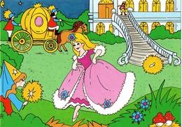 FRANCE  CPM  Cendrillon - Fairy Tales, Popular Stories & Legends