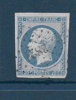FRANCE 14 OBL PC 3821 ROUFFIGNAC DORDOGNE - Marcophilie (Timbres Détachés)