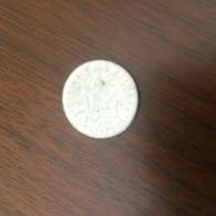 FRANCIA FRANCE 1 FRANCO - Monete