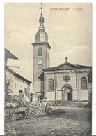 ~ J P   ~ 88  ~  REHAINCOURT  ~  L ' église . - France