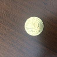 FRANCIA FRANCE 10 CENT.  1994 - Monete