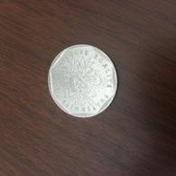FRANCIA FRANCE 2 FRANCHI 1981 - Monete