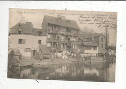 Cp , 35 , RENNES ,bords De La Vilaine , Château Branlant  Au Pont De SAINT MARTIN, Dos Simple , Voyagée 1903 - Rennes