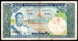 506-Laos Billet De 200 Kip U1-880 - Laos
