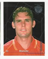 Collectible Soccer Player Image (13x10cm) * Nº83 * S. L. Benfica * Maniche - Other