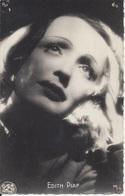 CPSM  Edith Piaf - Singers & Musicians