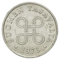 Monnaie, Finlande, Penni, 1978, TTB, Aluminium, KM:44a - Finlande