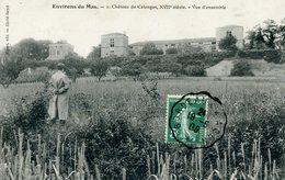 47 - Environs Du MAS - Château De Calonges, XVIIè Siècle - Vue D'ensemble. - France