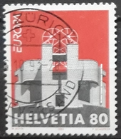 SUIZA 1993 EUROPA Stamps - Contemporary Art. USADO - USED. - Suiza