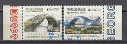 Georgia  2018 Used  Set Bridges  M - 2018