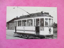 PHOTO TRAIN 67 STRASBOURG MOTRICE 106 PHOTO M.GEIGER - Trenes