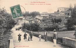 PIBRAC, Vu Du Pont Du Courbet - Pibrac