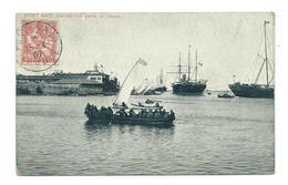 EGYPTE...PORT SAID. Navigation Dans Le Canal - Port-Saïd