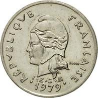 Monnaie, French Polynesia, 10 Francs, 1979, Paris, TTB, Nickel, KM:8 - French Polynesia