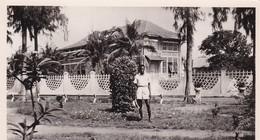 DAHOMEY / COTONOU / LES CHARGEURS REUNIS / JOLIE CARTE / FONTANON 35 - Dahomey