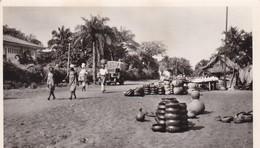 DAHOMEY / COTONOU / MARCHE DE LA LAGUNE / LES POTERIES / FONTANON 27 - Dahomey