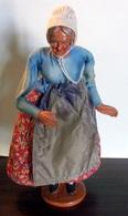 Santon De Provence Femme Signe Jouglas - Altre Collezioni