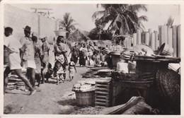 DAHOMEY /  COTONOU / MARCHE DE LA LAGUNE / LES NATTES / FONTANON 26 - Dahomey