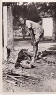 DAHOMEY / SAVE / ROTISSEUR D AGOUTI / FONTANON 1 / RARE - Dahomey
