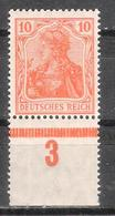 Reich Variété Du N° 120 Neuf ** - Ungebraucht