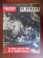 """Revue """"le Soir Illustré"""" N° 1309 / Daniel Gélin - La Bégum - Le 21 Juillet - Anastasia Et Le Tsar - Darrigade... - Informations Générales"""