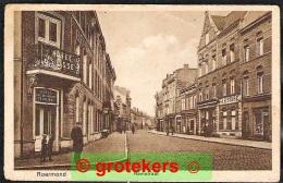 ROERMOND Hamstraat Met Hotel Suisse 1926 - Roermond