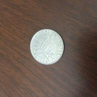 FRANCIA FRANCE 1 FRANCHI 1961 - Monete