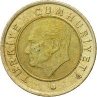 Monnaie, Turquie, 50 Kurus, 2011, TB+, Bi-Metallic, KM:1243 - Turquie