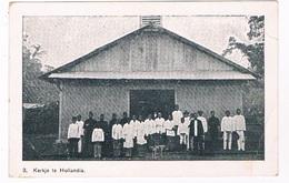 ASIA-1371   HOLLANDIA : Kerkje - Papua New Guinea