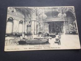 MONTE-CARLO - NOUVELLE SALLE DE JEU - 1906 - Monte-Carlo