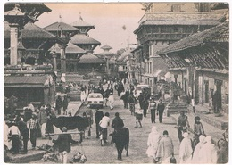 ASIA-1374  KATHMANDU : Patan Durbar Square - Nepal