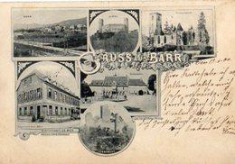 67- CPA -Gruss Aus...BARR 1900 - Barr