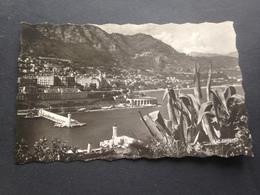 MONTE-CARLO - L`ENTREE DU PORT - Monte-Carlo