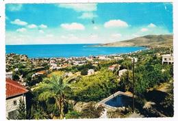 ASIA-1381  LEBANON : Bay Of Jounieh - Lebanon