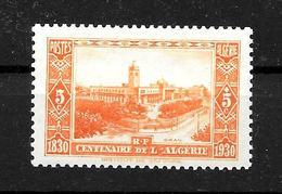 ALGERIE Colonie : N° 87 ** (Centenaire) Cote : 13.65 € - Neufs