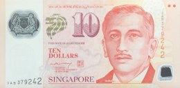 Singapore 10 Dollars, P-48a (2004) - UNC - Singapore