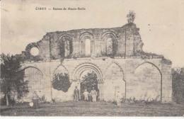 D54 - Cirey - Ruines De Haute Seille  : Achat Immédiat - Cirey Sur Vezouze